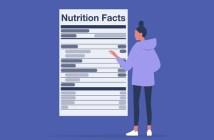 Lucha contra la obesidad con un mejor etiquetado en la alimentación