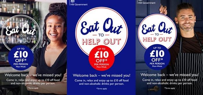 La réalité est que les restaurants, pubs, cafés, les bars et autres entreprises du syndicat ont trouvé un grand encouragement dans «Mangez pour aider».