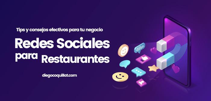 10 ideas simples y efectivas en redes sociales para restaurantes