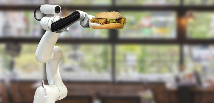 The great potential of robotics in image recognition for restaurants