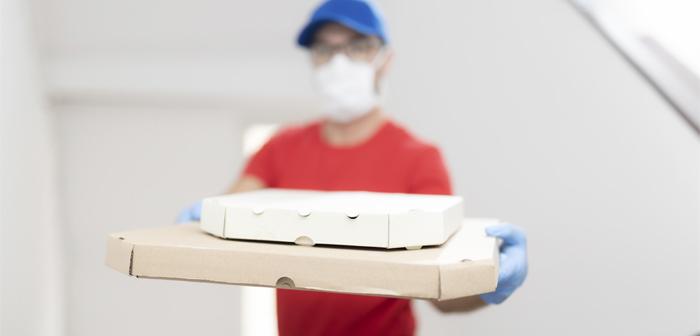 La pizza vence al Covid