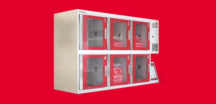 Las taquillas sin contacto para recoger pedidos de comida siguen su expansión gracias a KFC