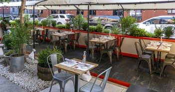 Nueva York convierte sus calles en un gran restaurante