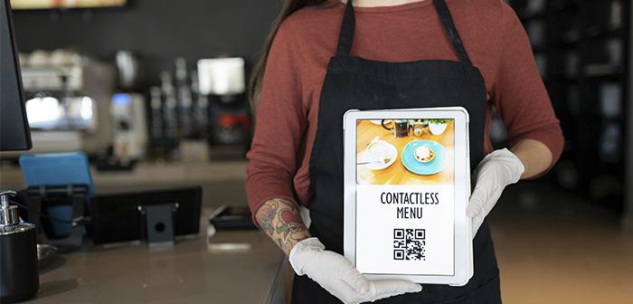 Soluciones para convertirse en un Restaurante Contactless y evitar la transmisión del Covid19