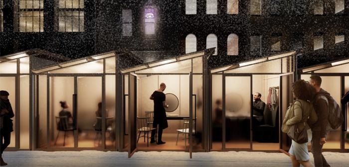 Terrazas en invierno: así mantendrán los restaurantes la afluencia de comensales con el frío