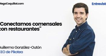 """""""Conectamos comensales con restaurantes"""" Guillermo González-Outón, CEO de Pikotea"""