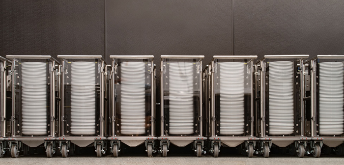 Dishcraft, the intelligent dishwasher robot that seeks greater sustainability in catering