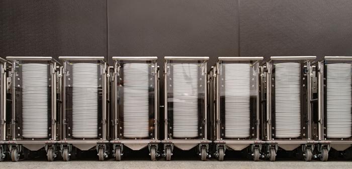 Dishcraft, le robot lave-vaisselle intelligent qui recherche une plus grande durabilité dans la restauration