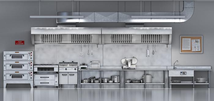 100.000 Des cuisines fantômes et des restaurants virtuels fonctionnent déjà aux États-Unis
