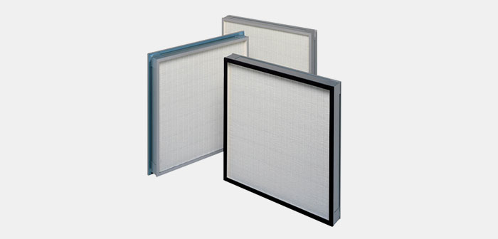ULPA filters, higher than usual HEPA, are more efficient and also retain particles as small as a few microns.