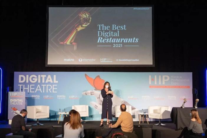 Gala TheBestDigitalRestaurants 2021