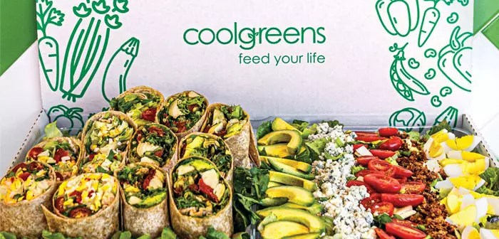 Coolgreens is a brand specialized in salads and healthy fresh products that promises to make good use of virtual methodology.