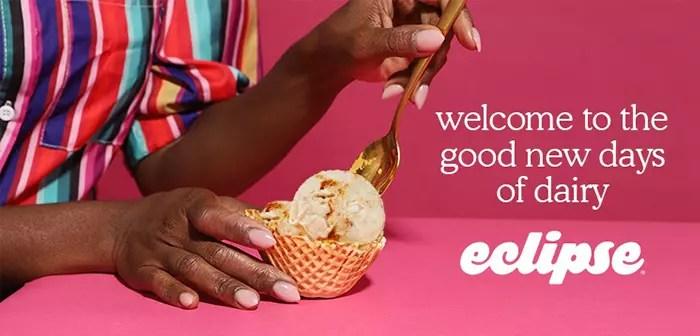 Desde su página web, Eclipse Foods defiende que el helado Eclipse Ice Cream es indistinguible de uno hecho con leche