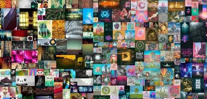 Un jpg de l'artiste Beeple devient l'œuvre d'art numérique la plus chère de l'histoire