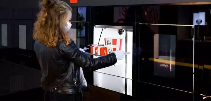 KFC ouvre un restaurant sans employés, basé sur 100% en robotique