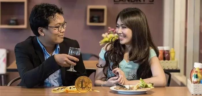 Manger et payer avec Bitcoin?: plus de 600 les restaurants accepteront la crypto comme moyen de paiement