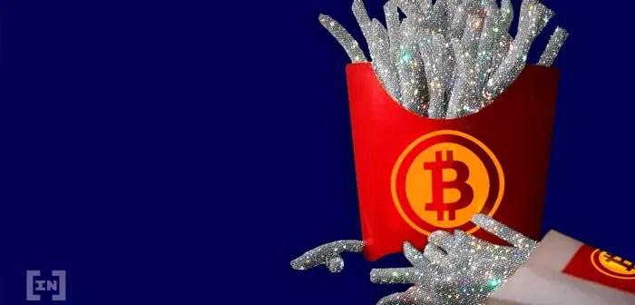 McDonalds annonce sa propre crypto-monnaie? la communauté crypto est à fleur de peau
