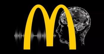 La inteligencia artificial basada en la voz podría cambiar la forma de realizar los pedidos en McDonald's
