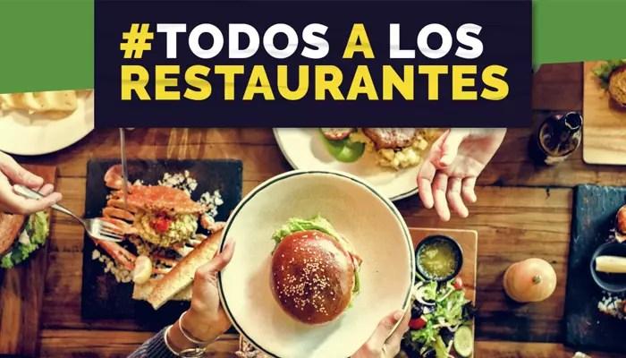 «Tous aux restaurants», c'est une campagne massive et sans précédent, qui vise à accélérer la reprise de l'industrie hôtelière en Espagne, la France et l'Italie et qui impliquera l'injection de, au moins, 20 millions d'euros pour le secteur de la restauration en pleine relance du tourisme.
