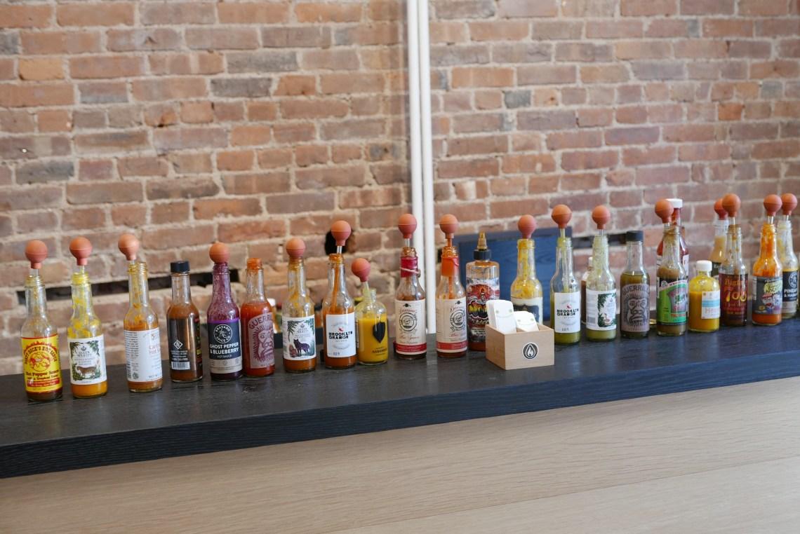 hot sauce, flavors