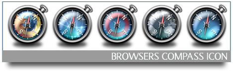 Browsers Compass Icon