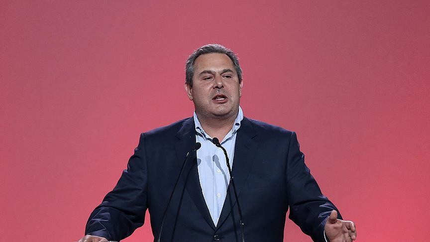 Yunanistan Savunma Bakanı'ndan 'Makedonya' açıklaması