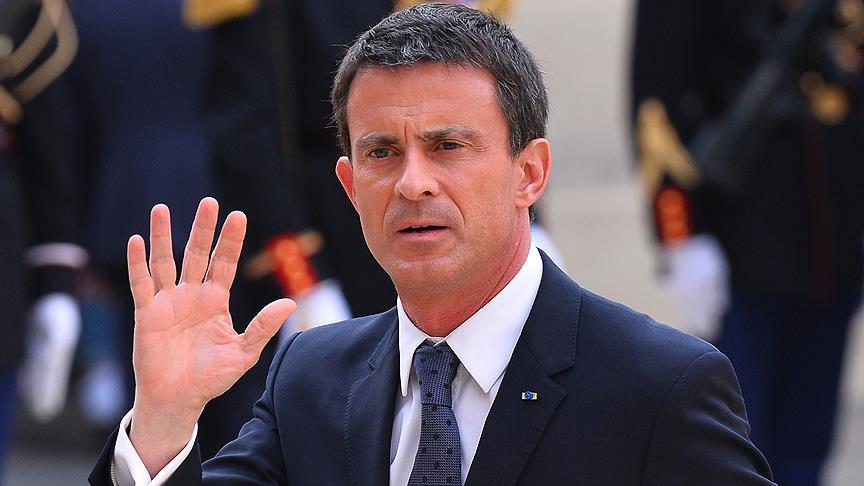 Fransa'nın eski Başbakanı Valls, Barcelona Belediye Başkanlığı'na adaylığını koydu