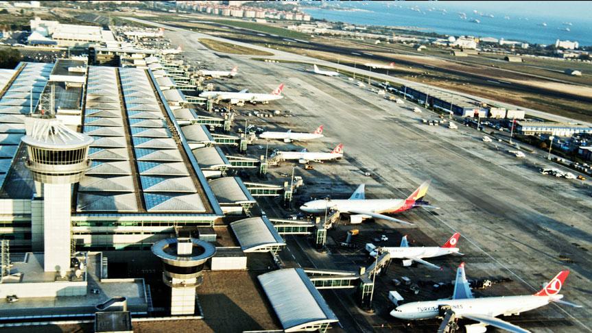 İstanbul Atatürk dünyanın 3. en iyi havalimanı