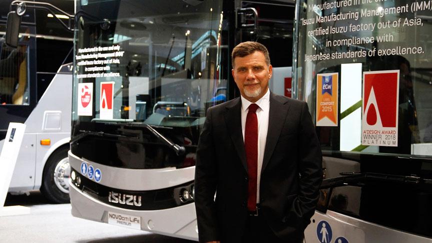 Anadolu Isuzu, IAA Hannover Fuarı'nda 5 yeni modelinin lansmanını yaptı