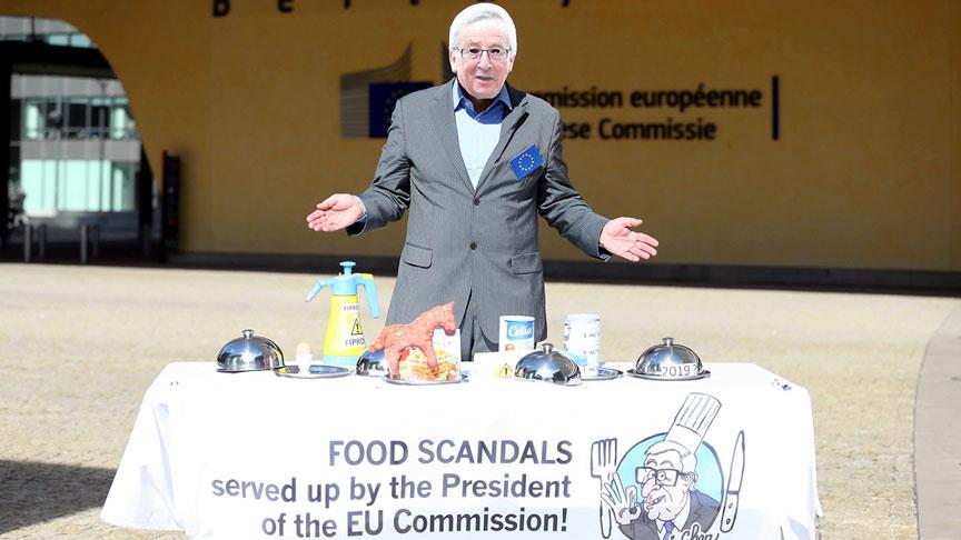 AB'nin gıda güvenliği politikalarına tepki