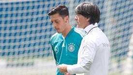Löw'ün Mesut Özil pişmanlığı