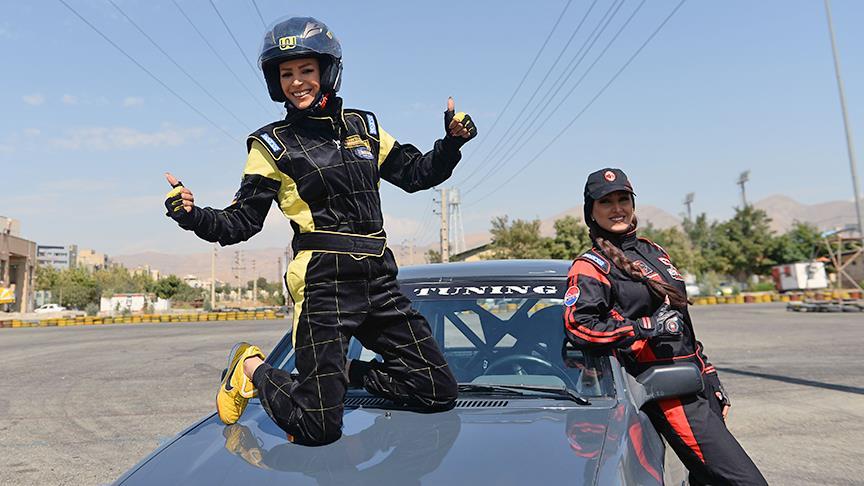 İranlı rallici kız kardeşlerin hayali Formula 1