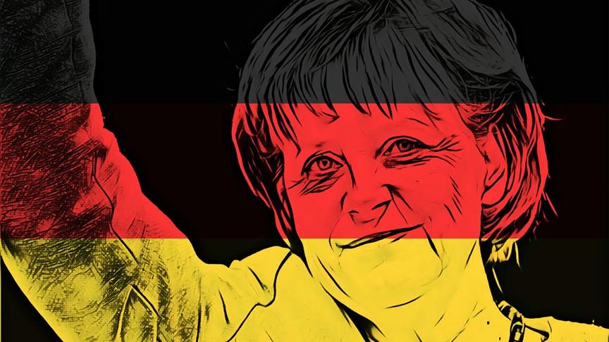 Alman başbakan Merkel karantinada