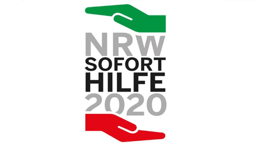 NRW'de acil Korona yardımı bugün tekrar başladı