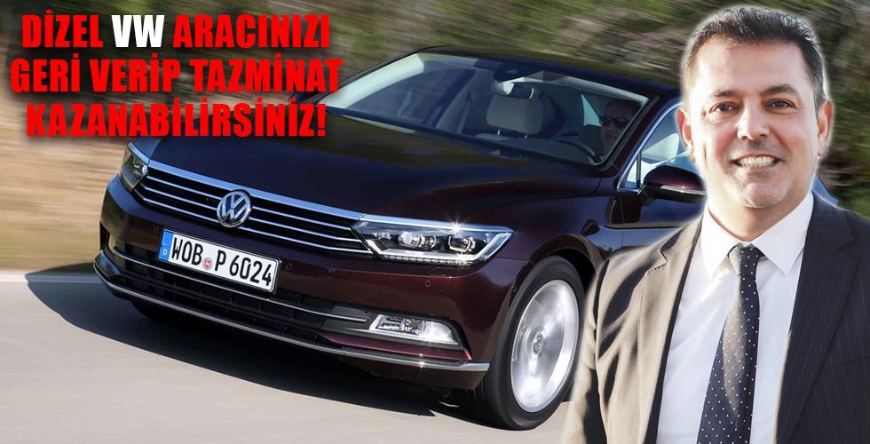 Federal Alman Yargıtayı:VW dizel araçlarda hile yapmış