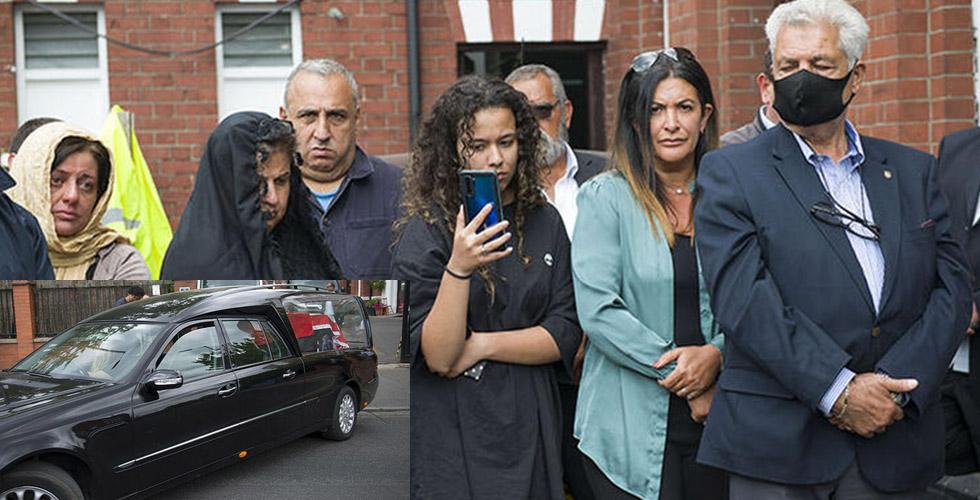 Londra'dan 18 Türk'ün cenazesi 2 ay sonra memleketlerine uğurlandı