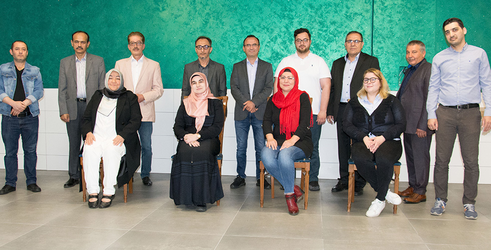 Alman-Türk Platformu uyum meclisi listesi hazır