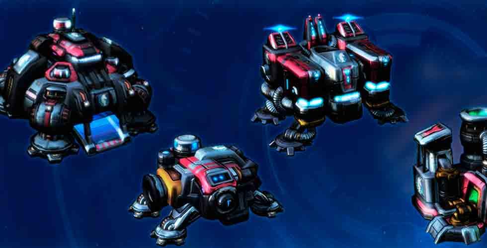 StarCraft II'nin Yeni Savaş Sandığı Şimdi Oyunda