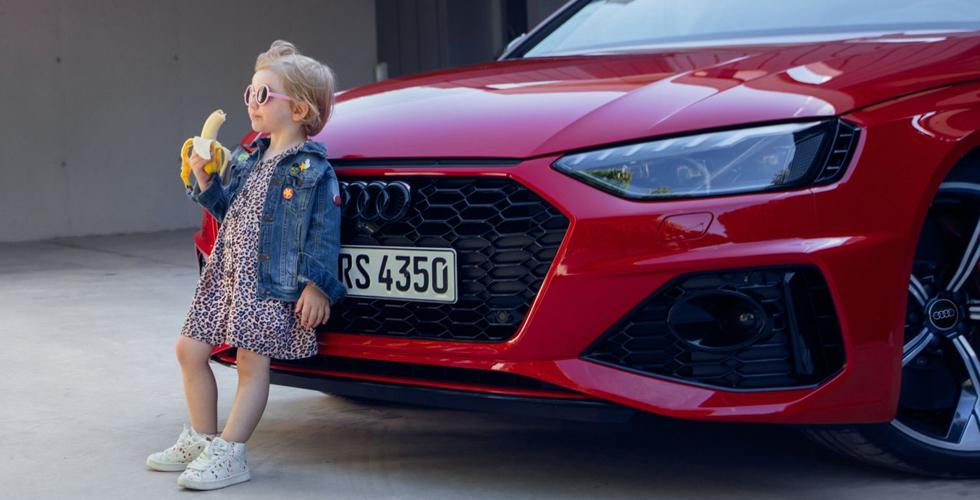 Audi'ye özür dileten reklam