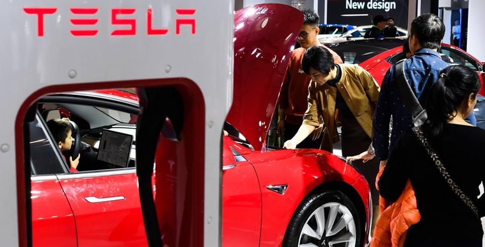 Tesla, Çin'de üreteceği Model Y'ler için rezervasyonları almaya başladı