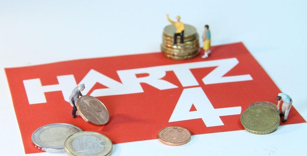 Hartz IV'e 14 euro zam