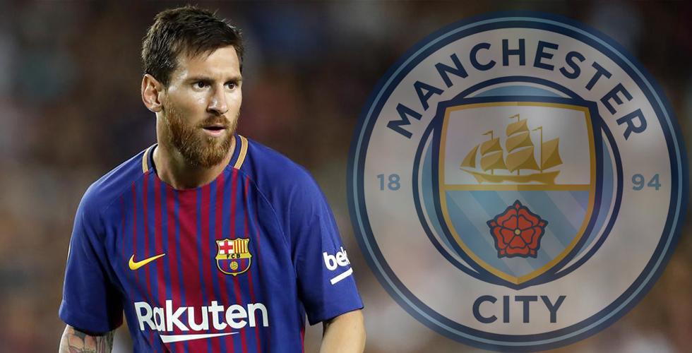 Lionel Messi, Manchester City'de