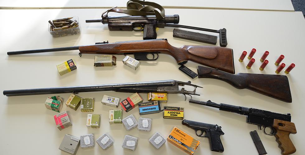 Evde savaş silahları