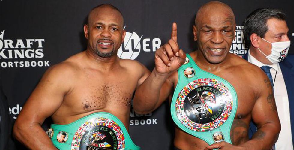 Mike Tyson ringlere geri döndü