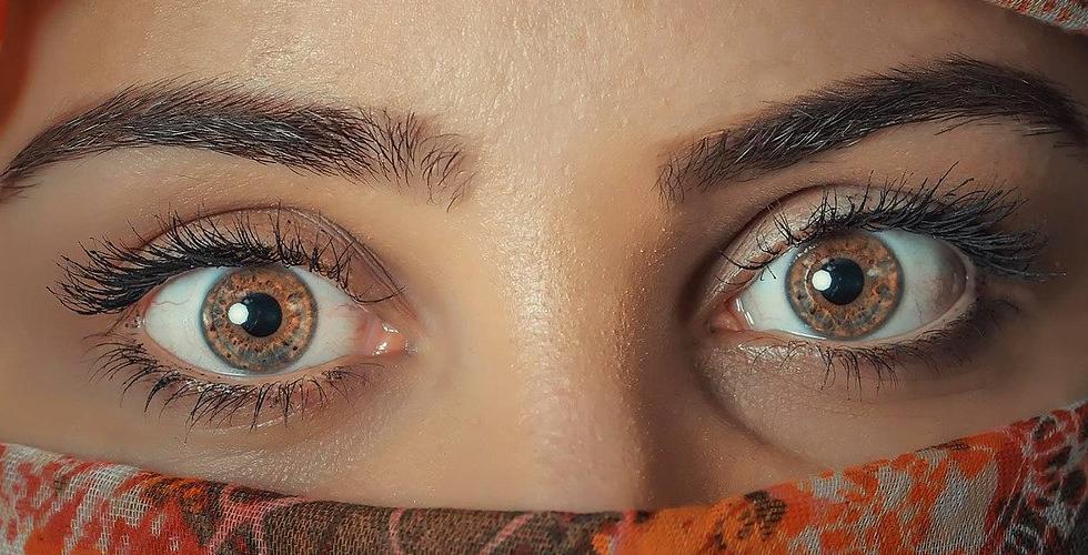 Kış gözleri kurutur