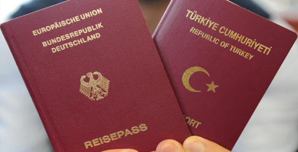 """""""Çifte vatandaşlık teklifi"""" komisyonda"""
