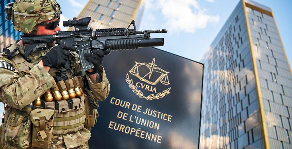 """""""Zorunlu askerlikten kaçana"""" AB'de iltica hakkı"""