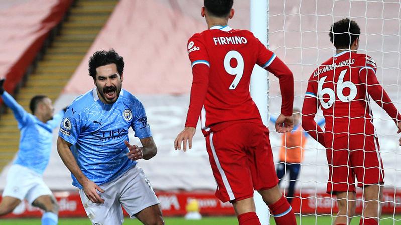 Ozan Kabak, İlkay'ın gollerini kenardan izledi