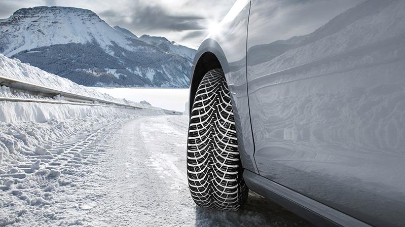 Karlı havada güvenli sürüş
