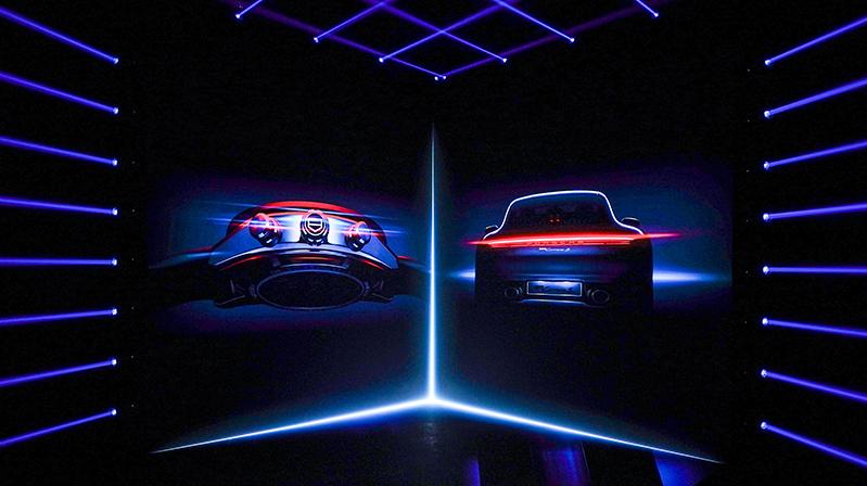 Porsche ve TAG Heuer'den iş birliği